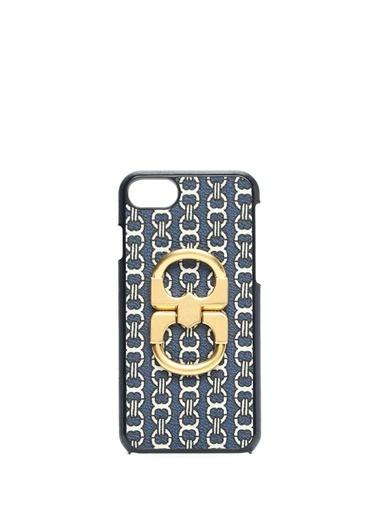 Tory Burch iPhone 7/8 Aksesuar Lacivert